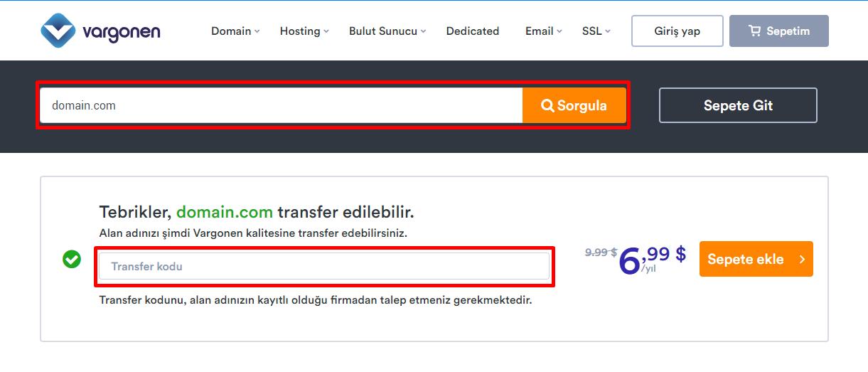 domain-transfer